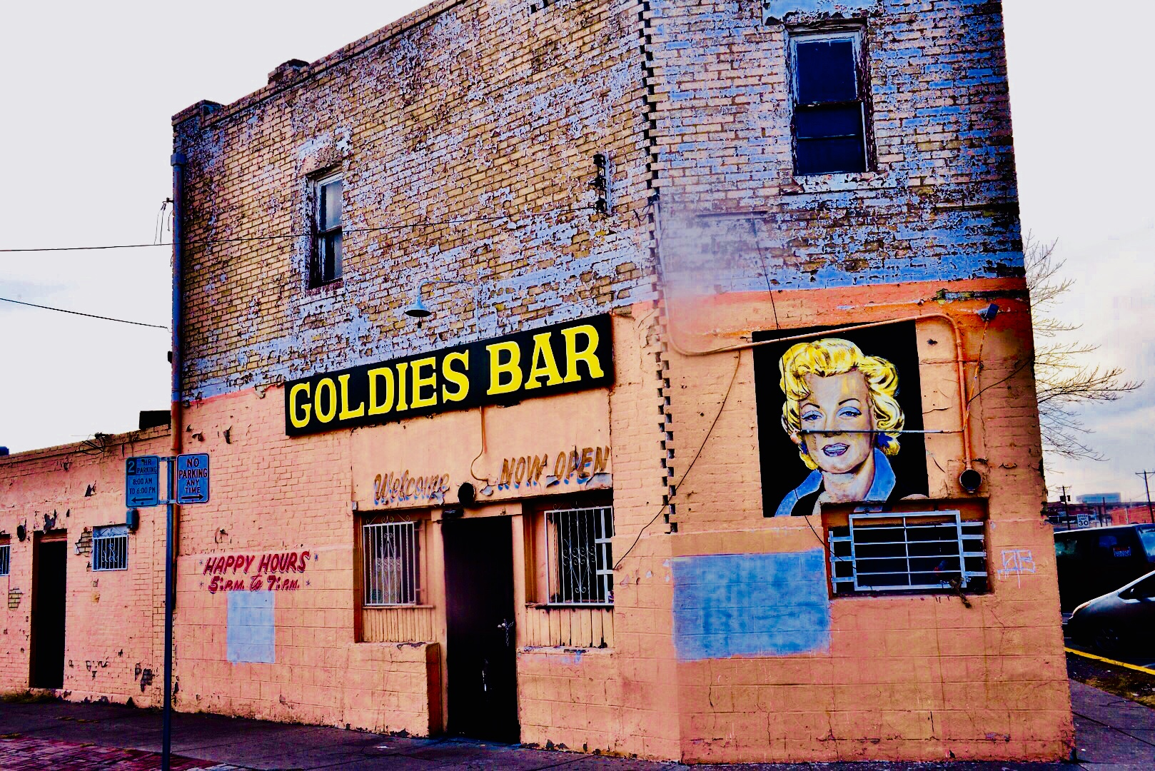 Crawford--Goldies